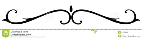 imagenes vectoriales gratuitas vector decorative rule royalty free stock photos image