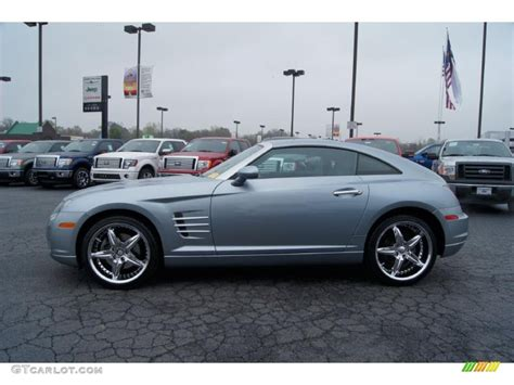 Chrysler Crossfire Rims by 2004 Chrysler Crossfire Limited Coupe Custom Wheels Photo