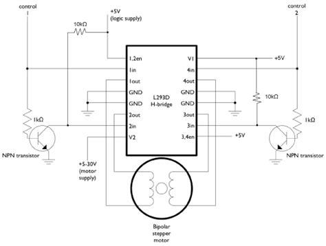 stepper current limiting resistor arduino info steppermotors