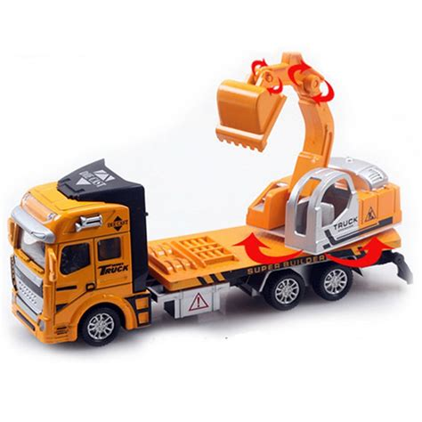 Best Seller Mainan Anak Car Construction 6 Pcs Mainan Anak buy wholesale excavator from china excavator wholesalers aliexpress