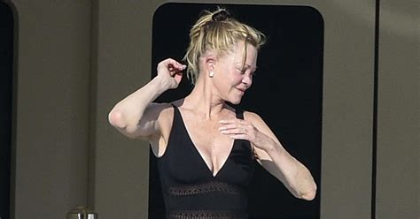 Melanie Griffith Looks Like Hell by Melanie Griffith On A Yacht In Italy Pictures June 2018