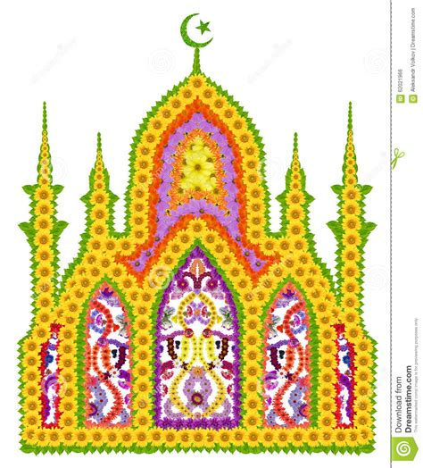 islamic rug mosque abstract sign stock illustration image 62021966