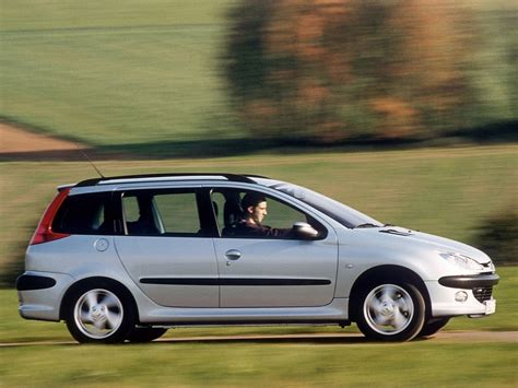 car peugeot 206 peugeot 206 sw specs 2002 2003 2004 2005 2006 2007