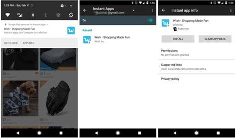 instant app android android apps ohne installation so lassen sich die instant apps auf jedem nexus und pixel