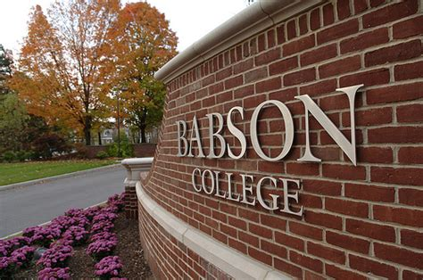Babson Mba Location by Babson College Flickr Photo