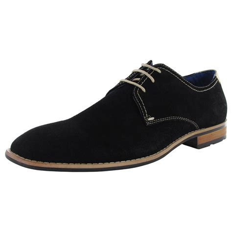 casual oxford shoe steve madden mens p elvin lace up casual oxford shoe ebay