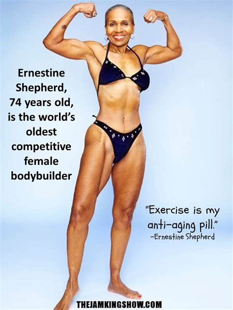 healthy 75 year old woman google search workout motiveweight ernestine shepherd the world s oldest