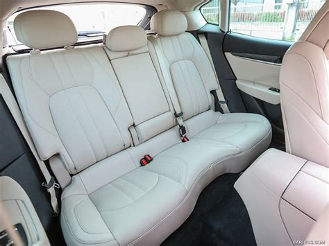 maserati levante back seat 2017 maserati levante suv interior rear seats hd