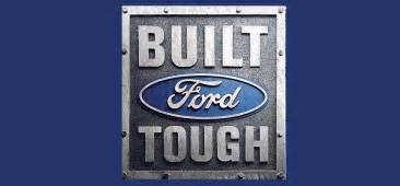 ford motor company has a powered site what