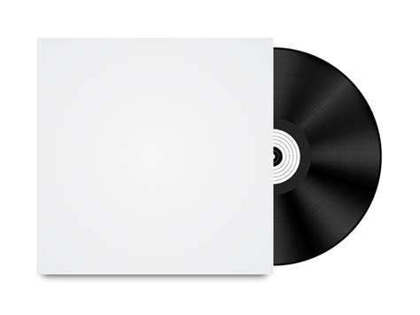 Vinyl Record Template Vector Download Free Vinyl Record Template