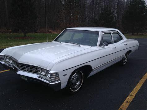4 door 1967 chevy impala 1967 cheverolet impala 4 door supernatural car no reserve