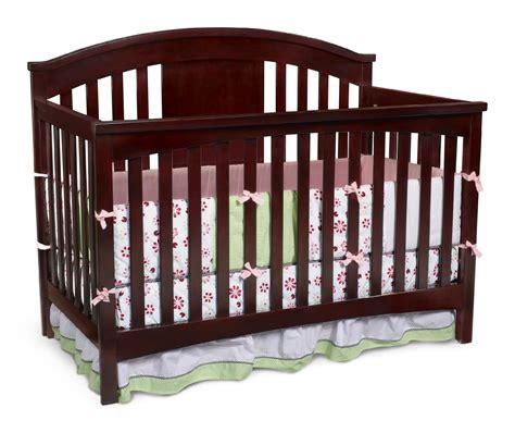 No Crib For Baby Delta Children Newport 4 In 1 Crib Espresso Baby Baby Furniture Cribs