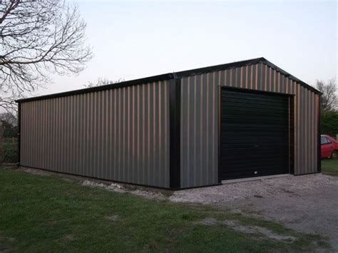 large garage how to change large metal shed garage iimajackrussell