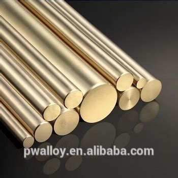 Copper Zinc Alloy Free Cutting Lead Free Brass 2 3 6 Meter
