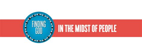 Stories Of Finding God Finding God In The Midst Of Magnet Magzine
