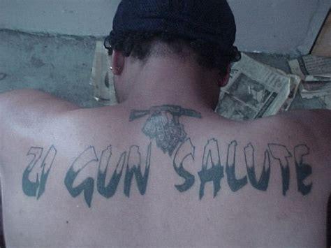 trinidad tattoo designs timeless thebookmann feinin thugs and punks