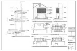 Front Dormer Porch Tech Drawing Juhan Sonin Flickr