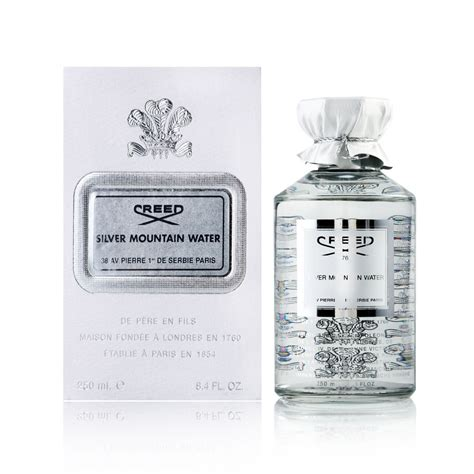 Parfum Ori Creed Silver Mountain 120ml 1 buy silver mountain water by creed basenotes net