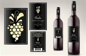 wine label template 24 free psd eps ai illustrator