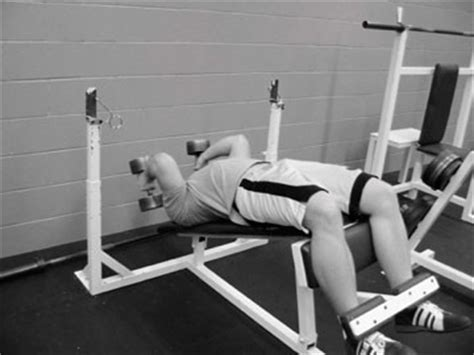 decline bench triceps extension up for a quickie t nation