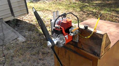 airboat motors homelite 25cc air boat engine wayne