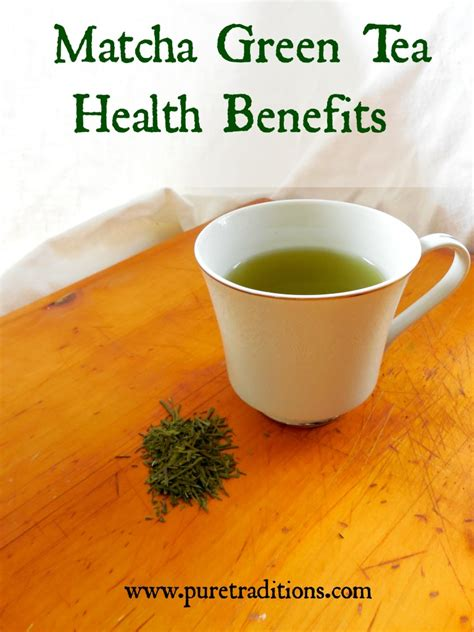Matcha Tea Causes To Detox by Health Benefits Of Matcha Green Tea