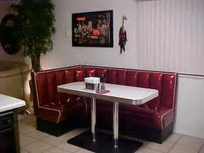 kitchen booth furniture l shaped diner booths restaurant diner kitchen 1950 s
