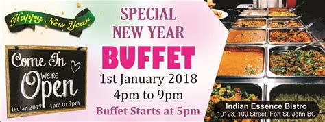 new year buffet 2018 malaysia special new year buffet indian essence bistro