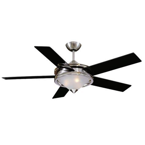 ellington e cpr52bc5cr ceiling fan brushed chrome