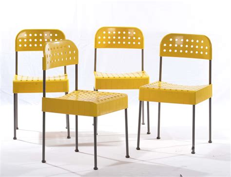 castelli sedie enzo mari castelli quattro sedie box decorative arts