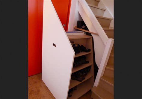 tiroir sous escalier au millimetre menuiserie