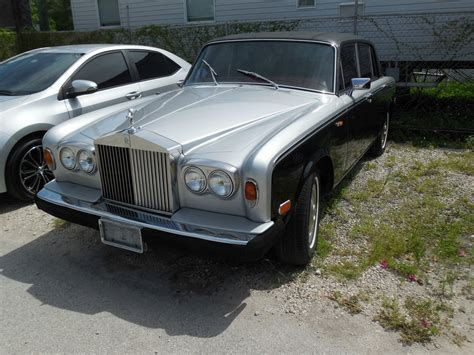 Rolls Royce For Sale by 1979 Rolls Royce Silver Wraith Ii For Sale