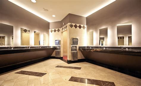 commercial bathroom lighting commercial qualcraft construction inc qualcraft