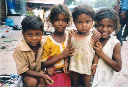 children in indian school poverty in india a tv tonight your shelter or mine Poor