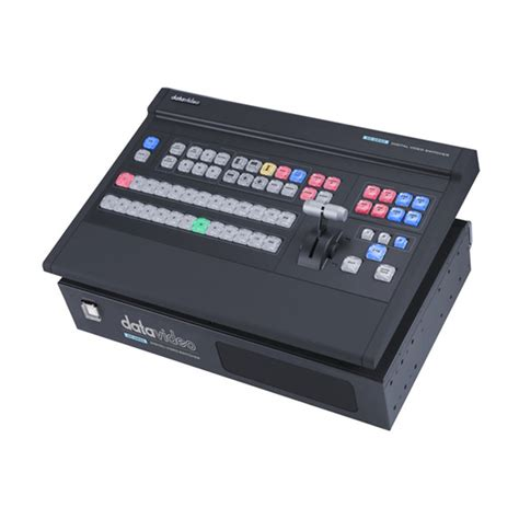 Datavideo Se 500 4 Channel Mixer Switcher datavideo se 2850 hd sd 12 channel switcher direct imaging