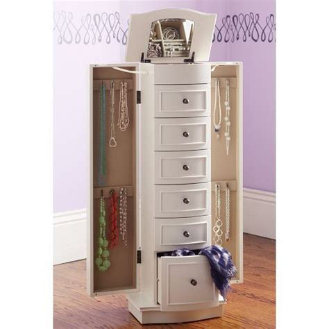 jewelry armoire for girls 38 best images about closet on pinterest portable closet