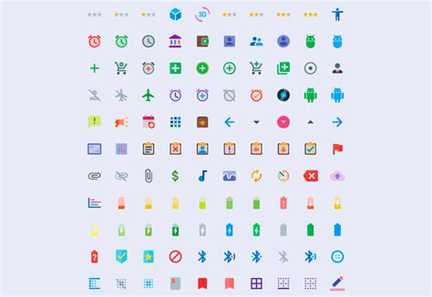 Material Design Hand Icon   50 fantastic freebies for web designers january 2015