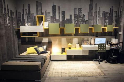 inspirasi desain kamar tidur remaja pria nyaman