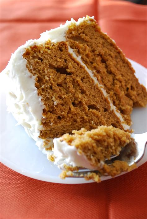 bake frost repeat pumpkin spice cake with cream cheese