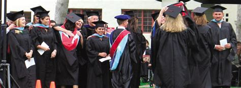 Mba From Csuci by Master S Grads Lead Class Of 2006 News Releases