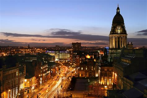 how do yorkies sleep leeds s buzziest brightest city is now a on tourist destination