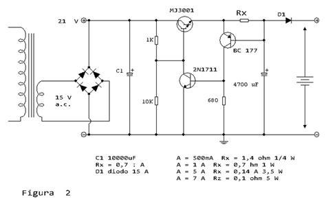 alimentatore corrente costante caricabatterie a corrente costante isoonda om radio