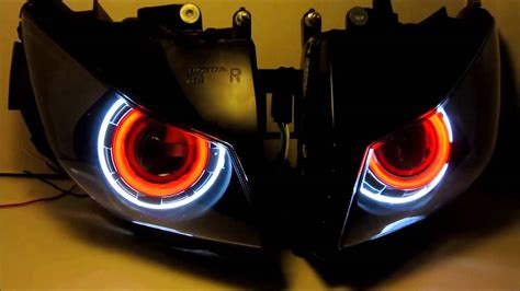 Lu Projector Eagle Eye 2 2012 2013 1000rr hid projector headlights bixenon