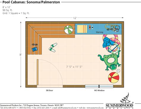 pool cabana floor plans tarmin februari 2015