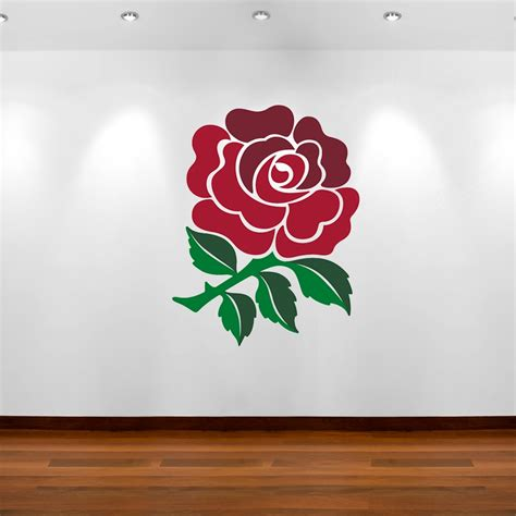 customised wall stickers uk rugby custom wall sticker from wall chimp uk