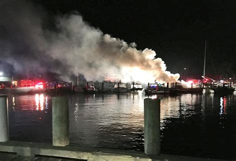falmouth fire boat charter boat catches fire in falmouth falmouth news