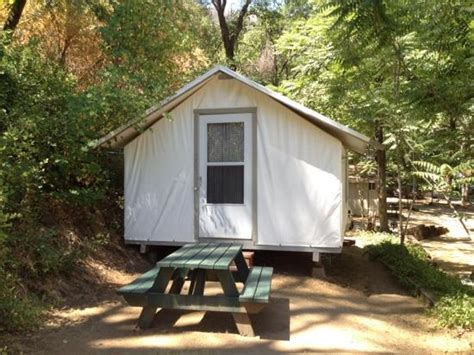 Tent Cabins In California by Our Tent Cabin