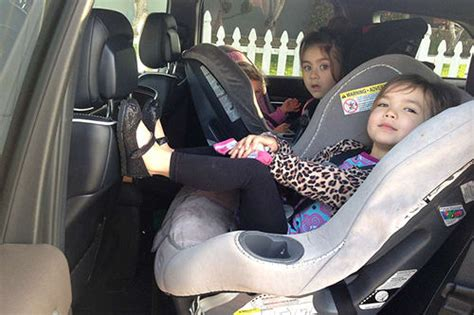 Jeep Grand 3 Car Seats Real Test 3 Car Seats In The 2014 Jeep Grand