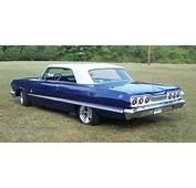 Image Gallery 1963 Impala Car