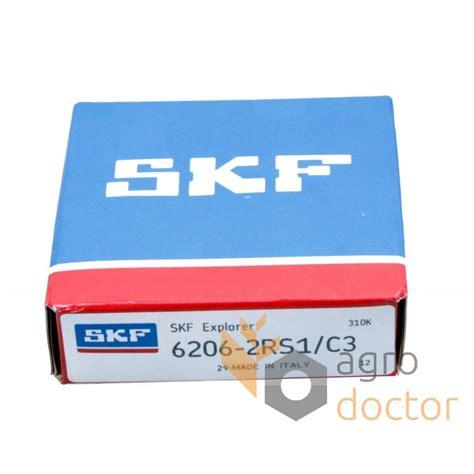 Bearing 6206 2rs C3 Skf 6206 2rshc3 skf groove bearing oem 233117 0